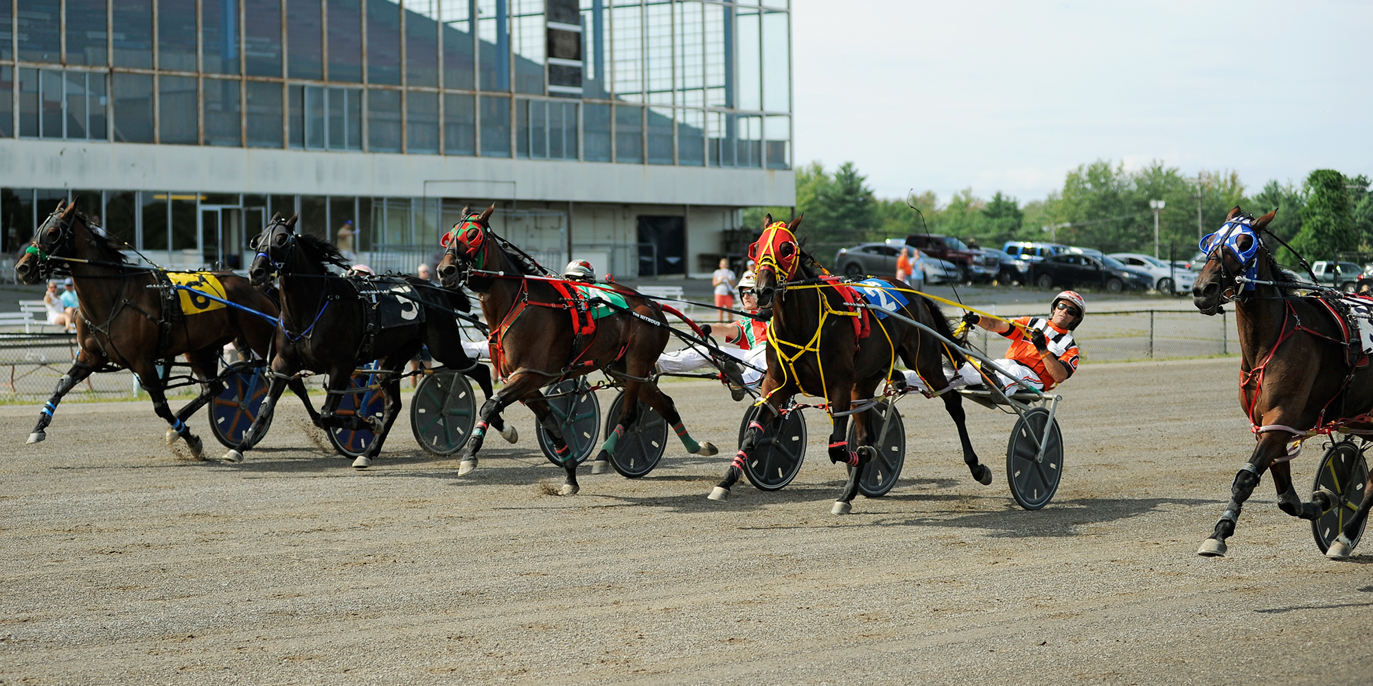 Five_Across_The_Wire09022018 scarborough downs maine's best bet since 1950!