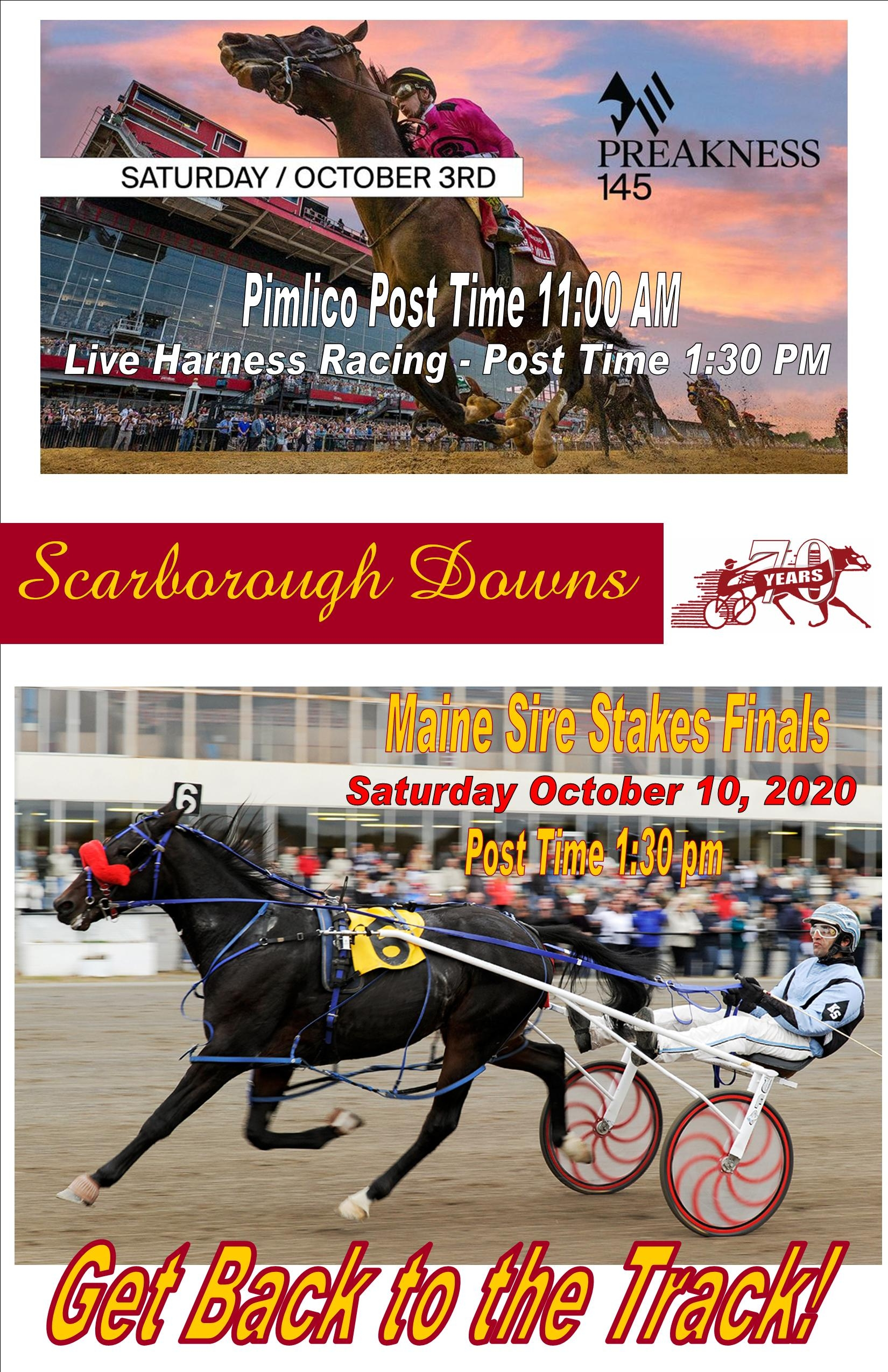 Scarborough Downs Maine S Best Bet Since 1950